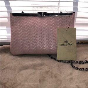 Pink Patricia Nash clutch